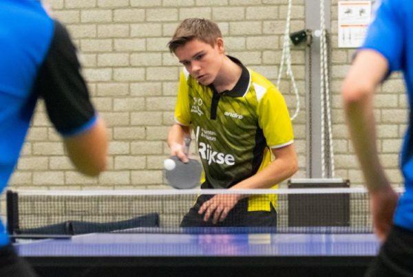 Tafeltennis; Middelburg; Sport