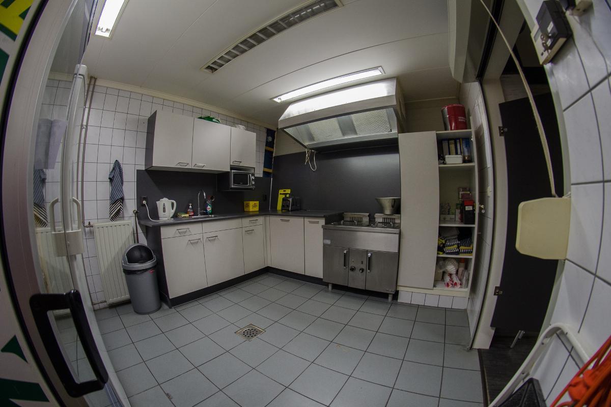 Tafeltennis; keuken