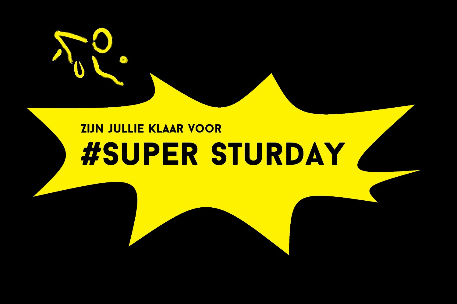 Programma week 10: laatste Super Saturday
